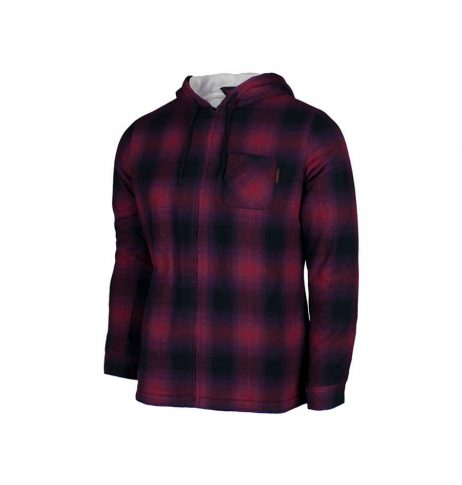 ladies flannel jacket