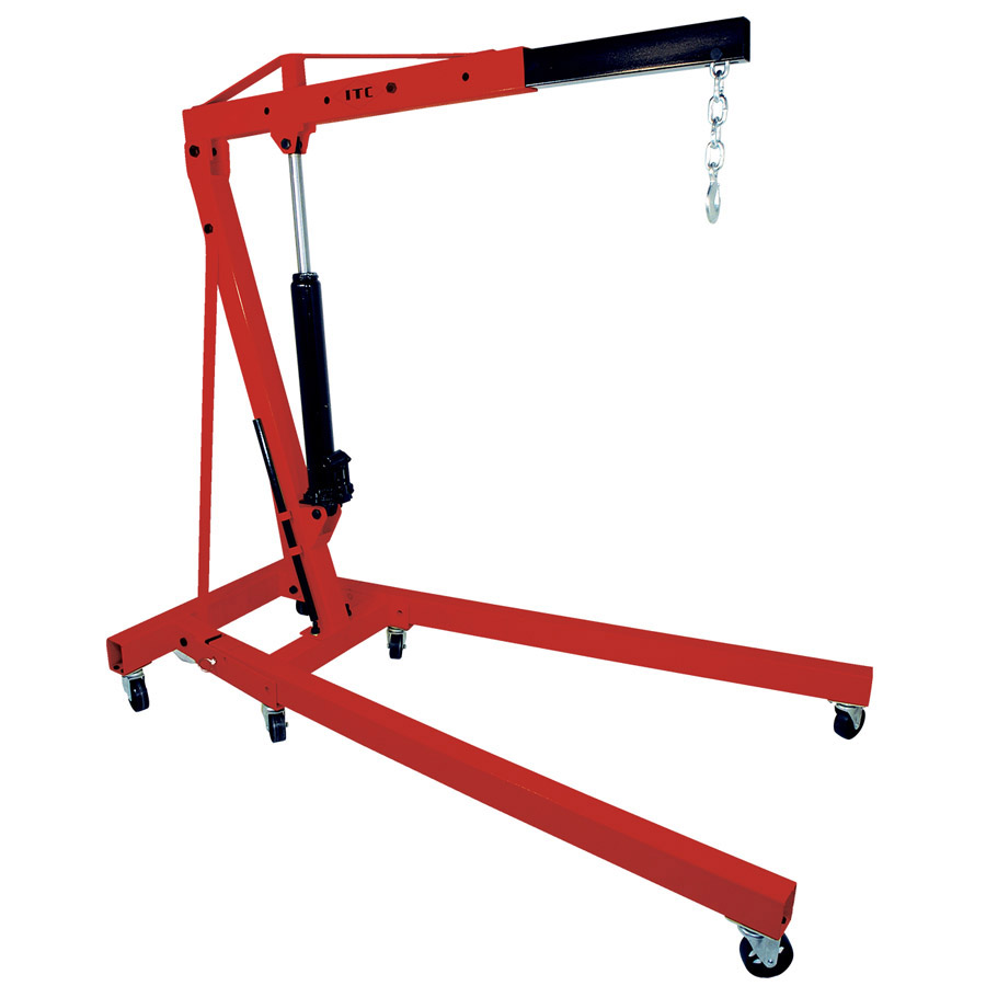 2 Ton Folding Engine Crane