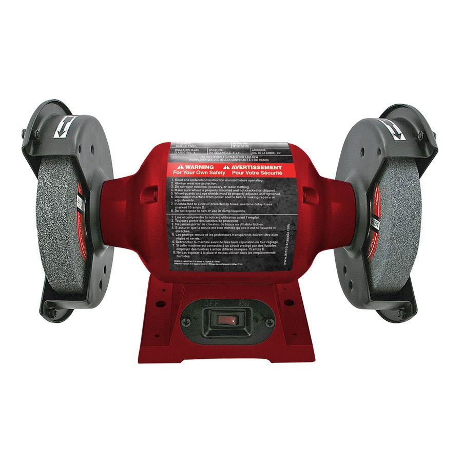 1 2 Hp X 6 Bench Grinder Direct Workwear