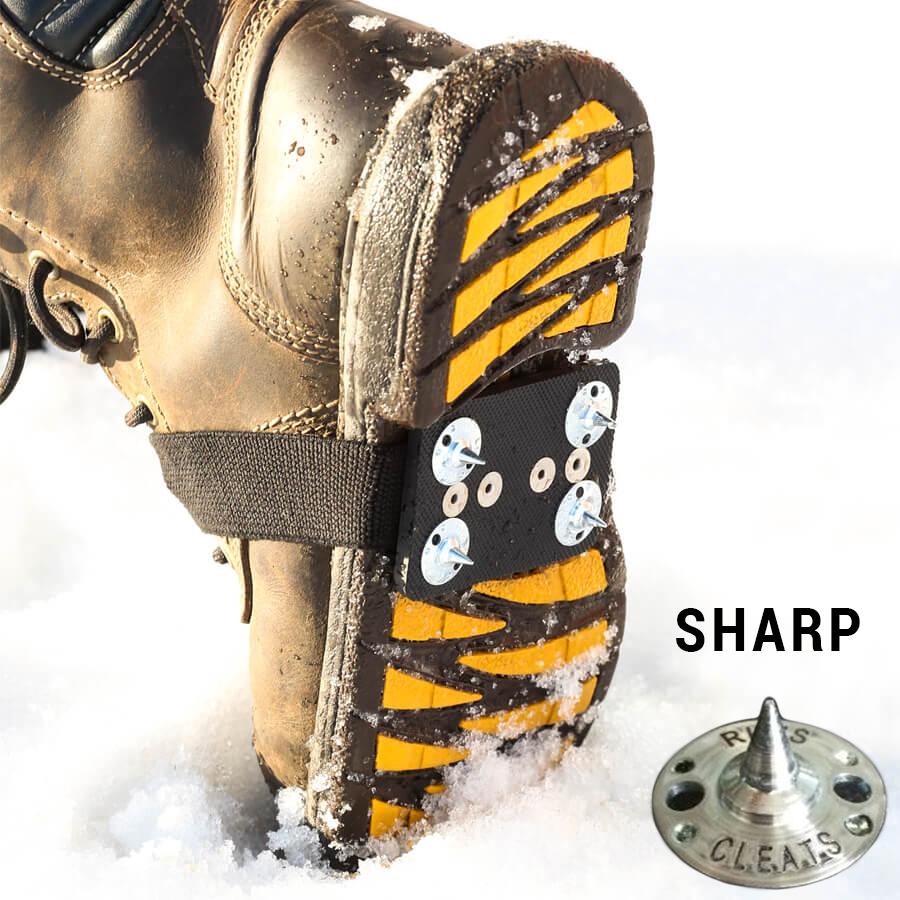 sharp cleats