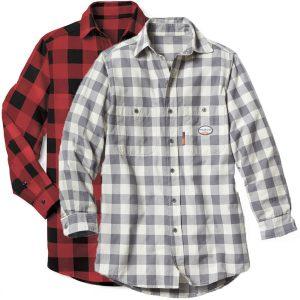 FR Plaid Shirt