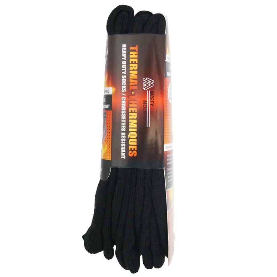 heat zone misty mountain heavy duty socks