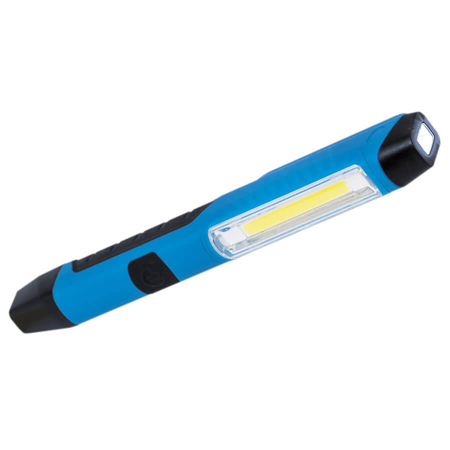 chip on board pen sized flashlight
