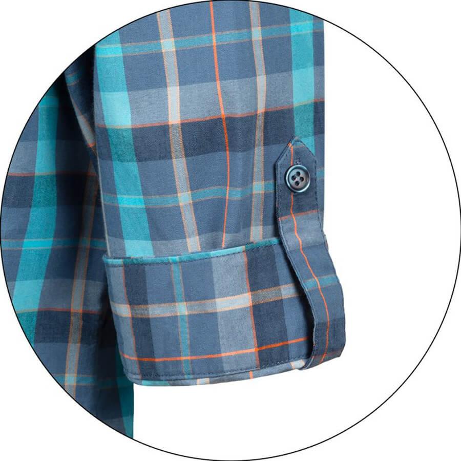 shirt sleeve detail