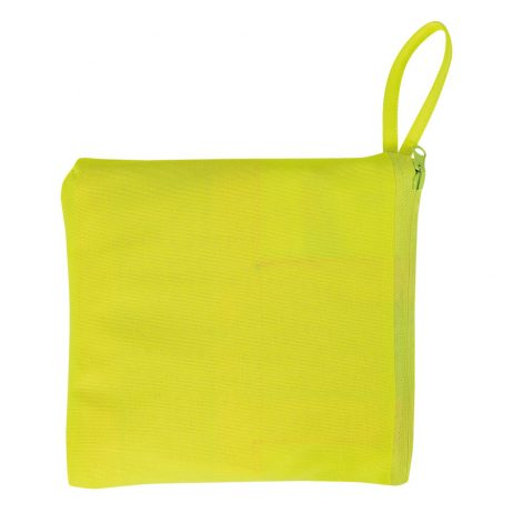 pouch for yellow vest