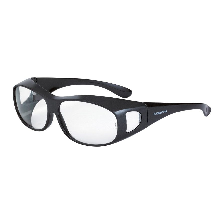 649abcf491 Crossfire OG3 Over The Glass Safety Eyewear - Direct Workwear
