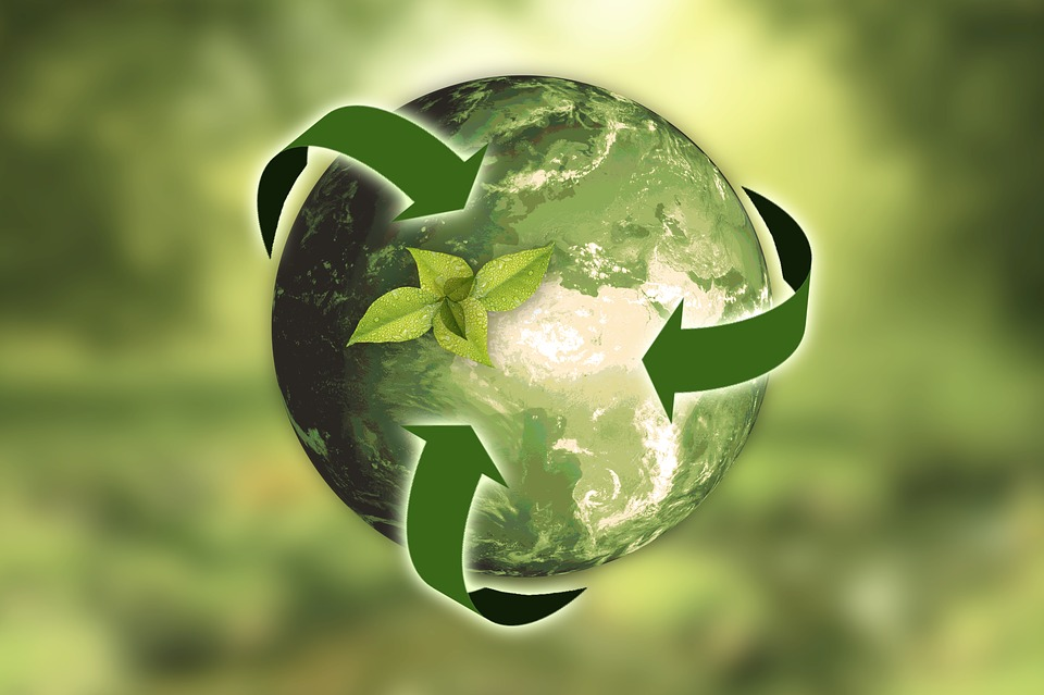 Recycling and sustainability for the earth